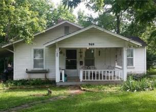 969 Boone  ST  Fayetteville, Arkansas
