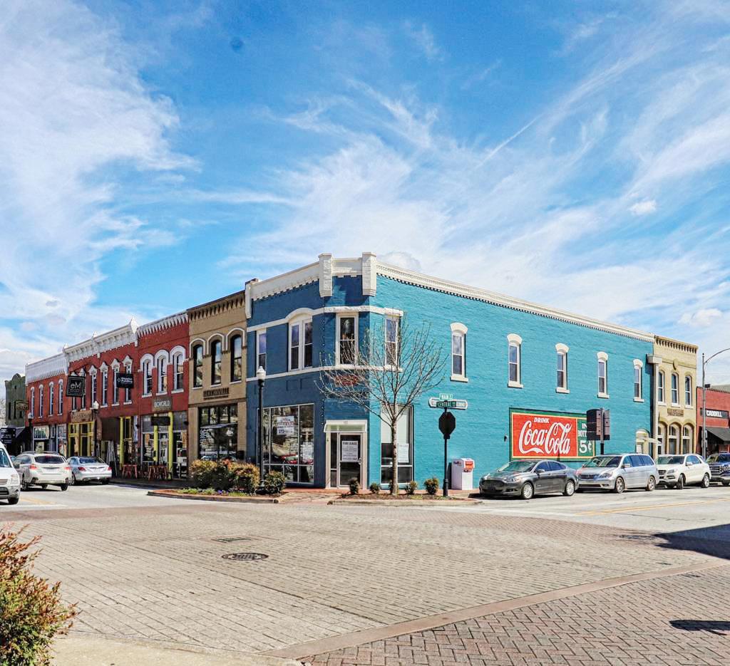 Downtown Bentonville