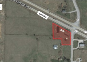 Approx. 2 Acres  Hwy 45 & Hwy 412, Hindsville AR